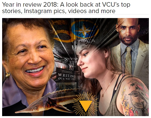 A look back at VCU's top moments from 2018