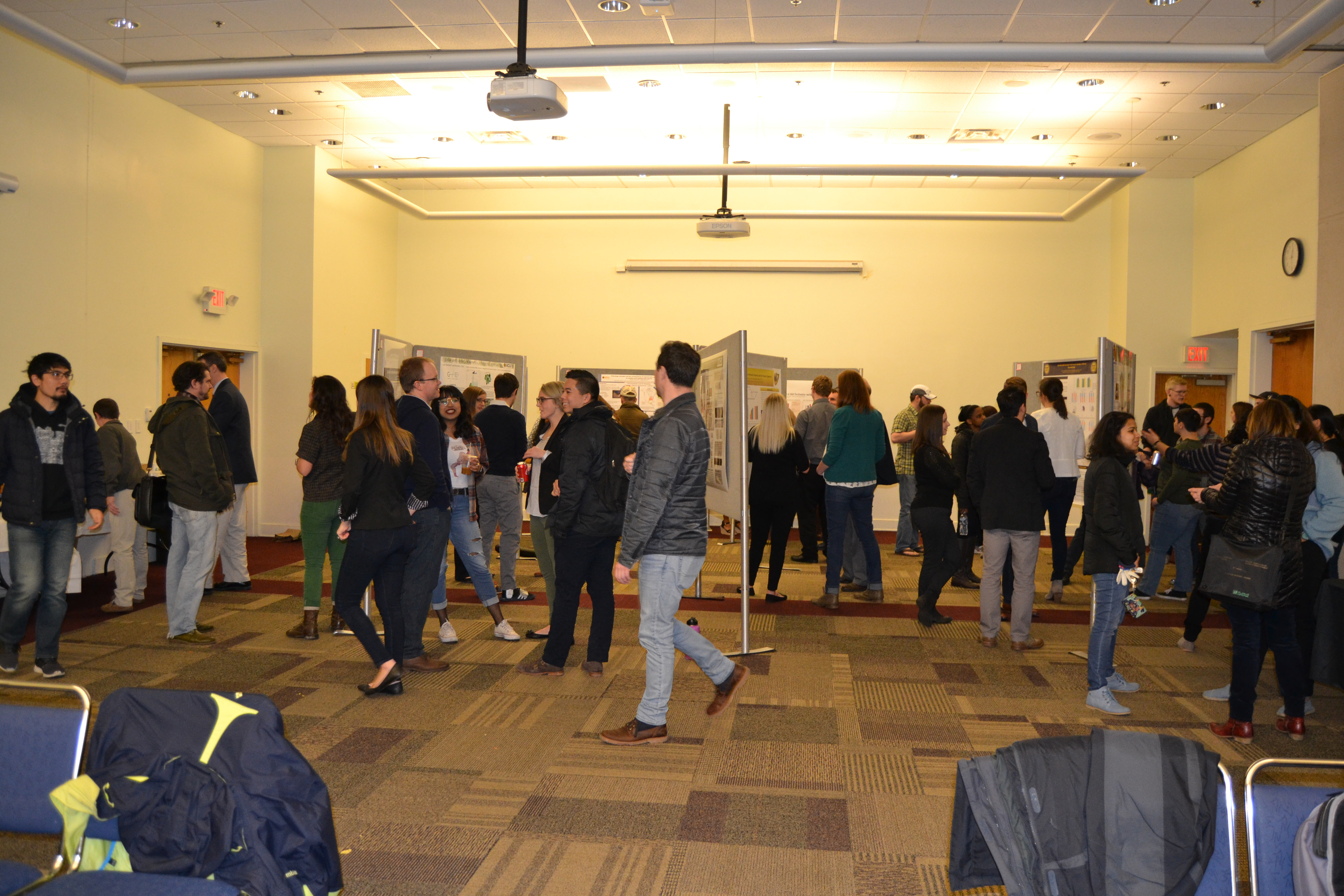 Integrated Life Sciences Doctoral Program research showcase poster session