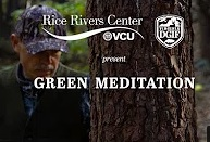 Green Meditation intro slate to film